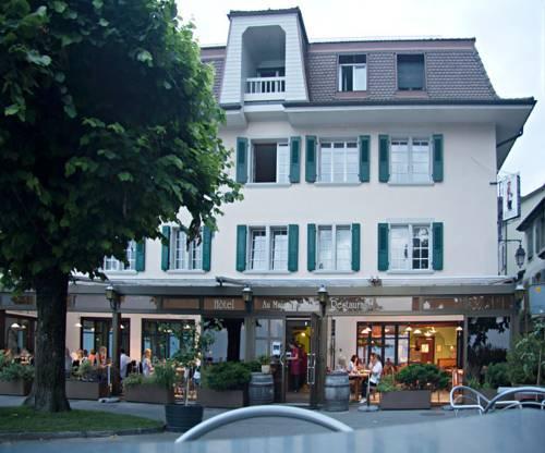 Au Major Davel Hotel Cully - dream vacation