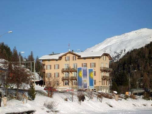 Hotel Bellaval St Moritz - dream vacation