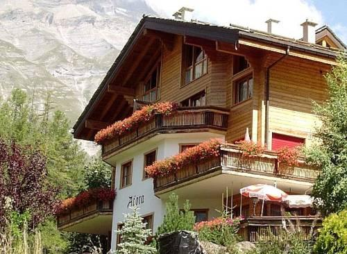 Haus Adora Apartment Leukerbad - dream vacation