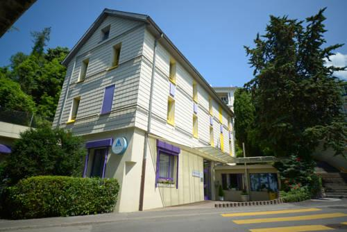 Youth Hostel Montreux - dream vacation