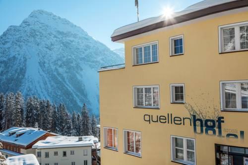 Hotel Quellenhof Arosa - dream vacation
