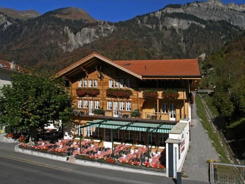Steinbock Hotel Restaurant - dream vacation