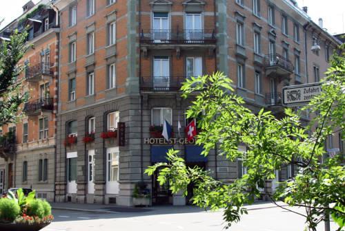 St Georges Hotel Zurich - Zurich -