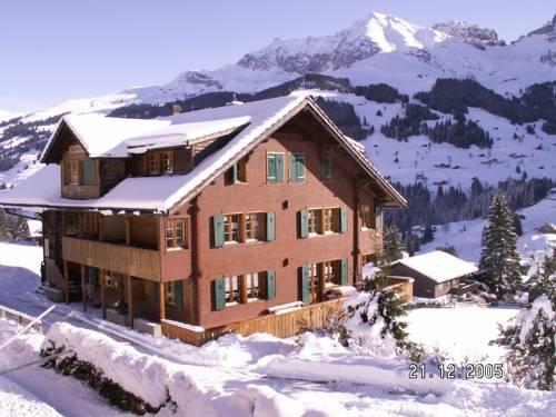 Chalet Alpenveilchen - dream vacation