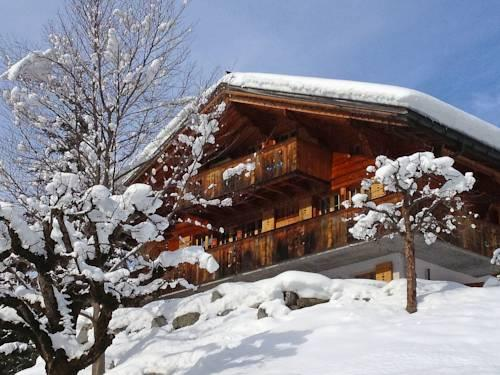 Chalet Alpstein - dream vacation