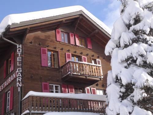 Les Touristes Hotel Verbier - dream vacation