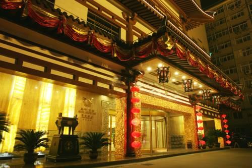 Merlinhod Hotel Xi\'an Formerly Meihua-Goldentang International Hotel - dream vacation