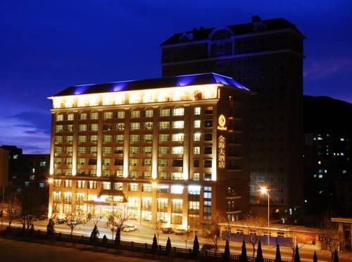 King Hall Hotel Dalian - dream vacation