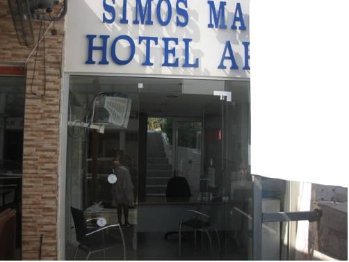 Simos Magic Hotel Apartments - dream vacation