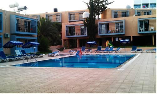 Eleana Hotel Apartments - dream vacation