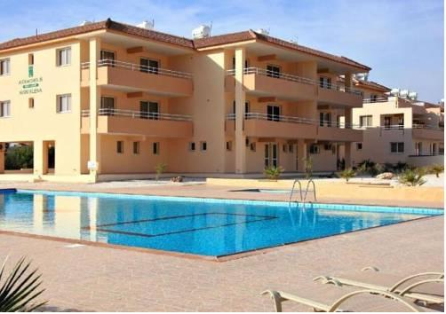 Nissi Elena Deluxe Apartments - dream vacation