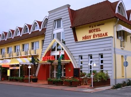 Hotel Negy Evszak Superior - dream vacation