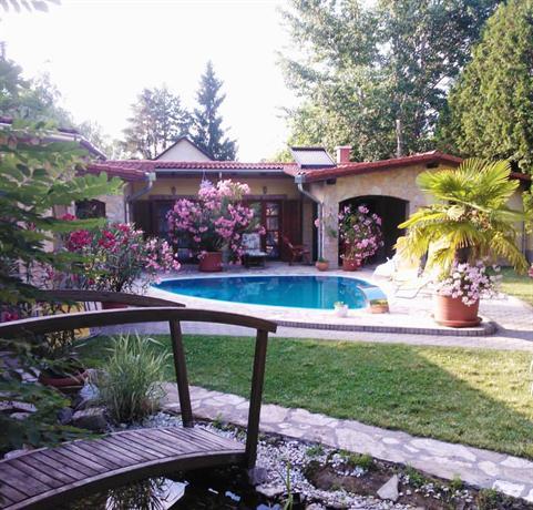 Mediterran Apartmanhaz Szantod - dream vacation
