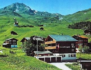 Pension Mezzaprada - dream vacation