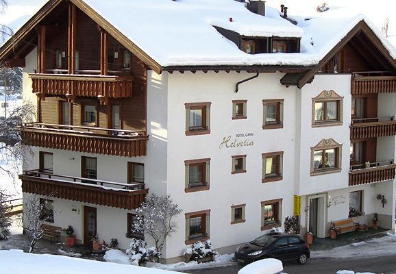 Hotel Garni Helvetia Ischgl - dream vacation