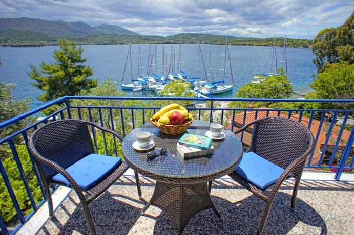Marianthi Apartments Milina - dream vacation