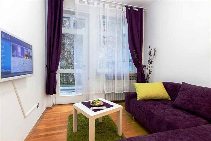 Central Park Residence Belgrade