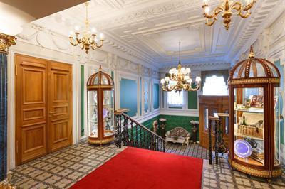 Отель Дворец Трезини