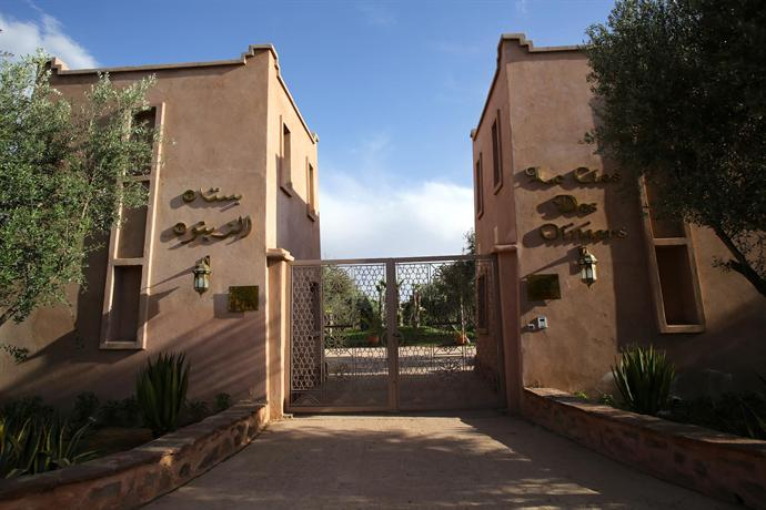 Le Clos des Oliviers Marrakech - dream vacation