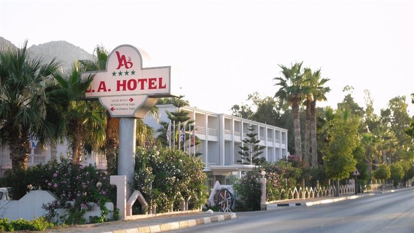 LA Hotel & Resort - dream vacation
