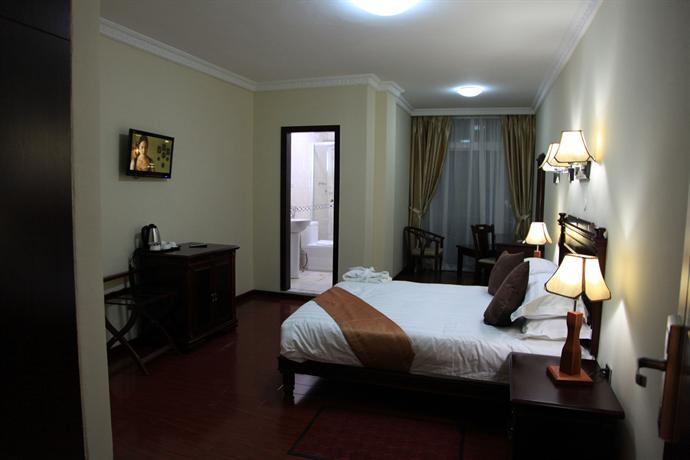 Trinity Hotel Addis Ababa - dream vacation