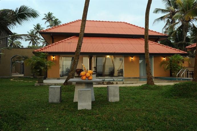 Beach Villa Auralanka - dream vacation