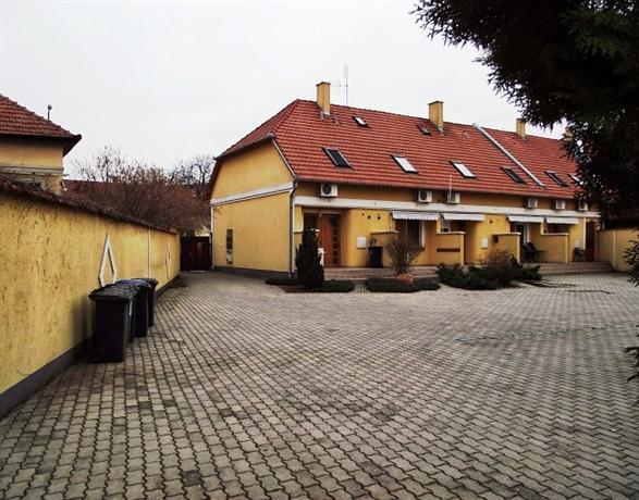 Abbazia Apartman Gyula - dream vacation