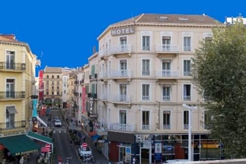 Hotel Amiraute Cannes - dream vacation