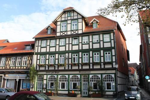Hotel Restaurant Zur Post Wernigerode - dream vacation