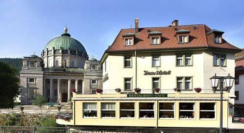 Dom Hotel St Blasien - St. Blasien -