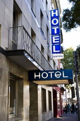 Central Hotel Dusseldorf - dream vacation