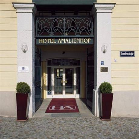 Amalienhof Hotel und Apartment - dream vacation