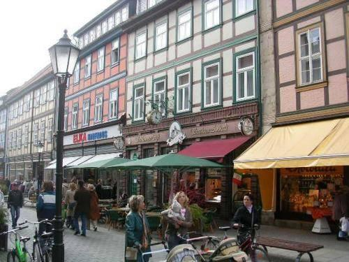 Rathaus Hotel Wernigerode - dream vacation