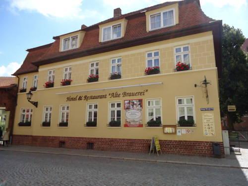 Alte Brauerei Hotel Tangermunde - Tangermünde -