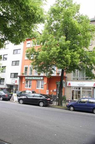 Hotel National Koblenz - dream vacation