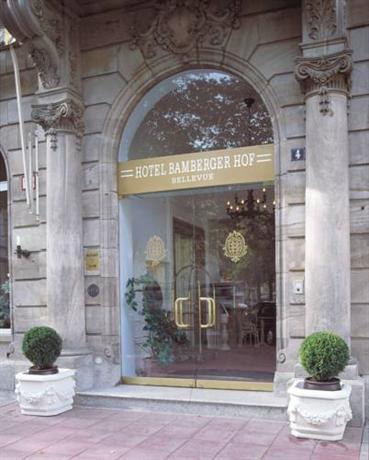 Bamberger Hof Bellevue - dream vacation