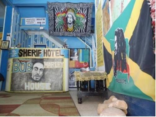 Bob Marley House Sherief Hotel Luxor - dream vacation