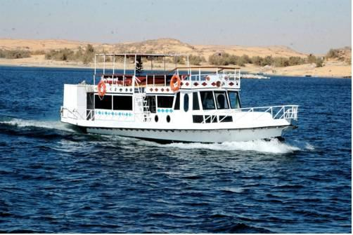 Safari Boat Nubian 1 - dream vacation