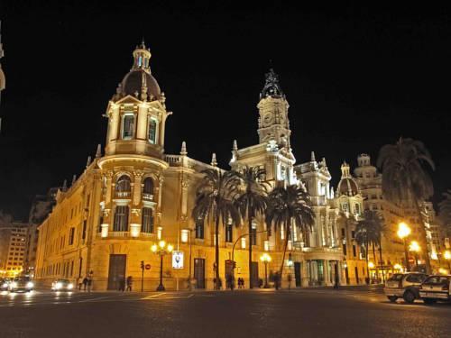 Continental Hotel Valencia - dream vacation