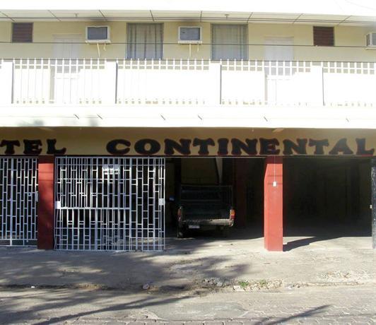 Hotel Continental Santa Ana