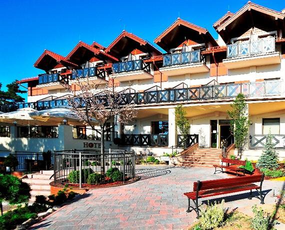 Hotel Continental Krynica Morska - dream vacation