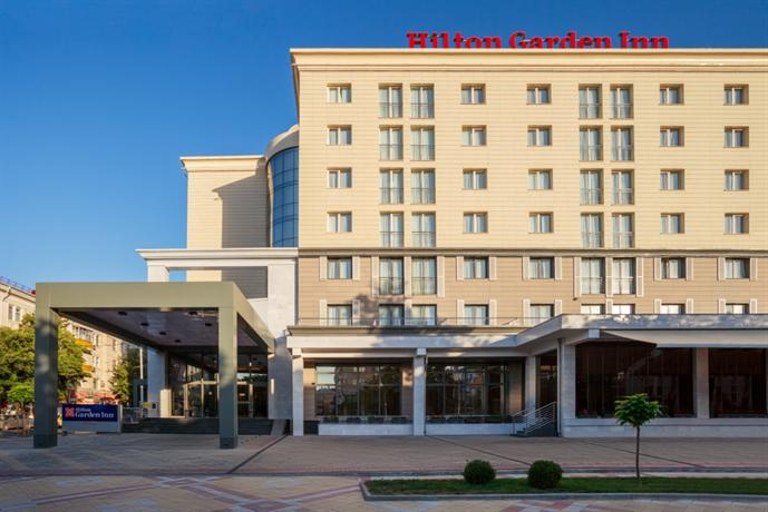 Отель Hilton Garden Inn Krasnodar