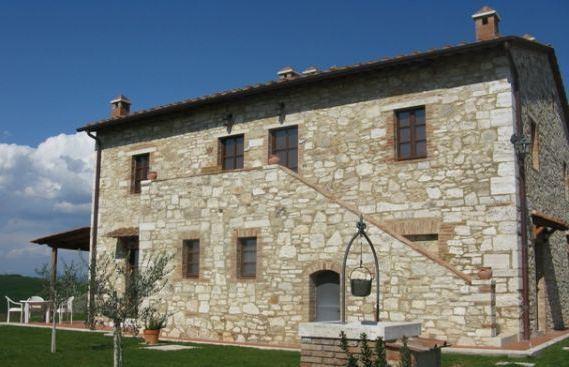 Podere Sant\'Antonio Asciano - dream vacation