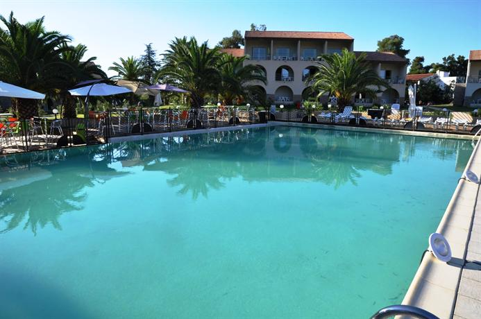moriani plage camping