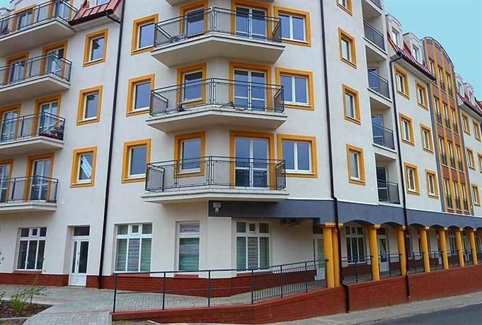 Apartament Centrum Zielona Gora - dream vacation