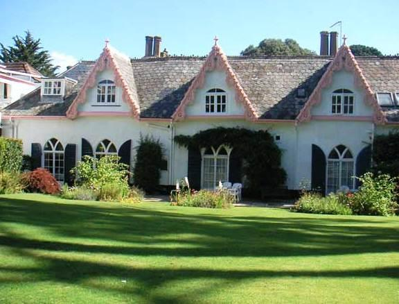 The Woodlands Hotel Sidmouth - dream vacation
