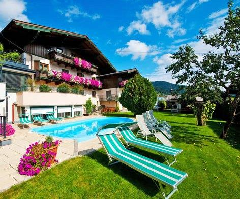 Aparthotel Steger Wagrain - dream vacation