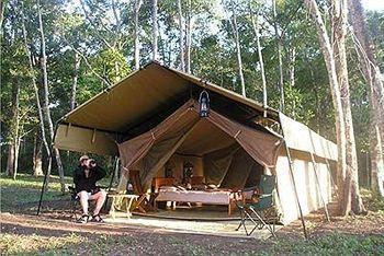 Ishasha Wilderness Lodge - dream vacation