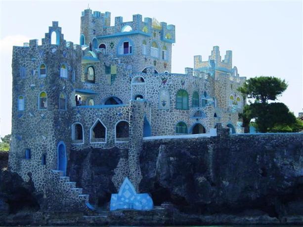 Blue Cave Castle - dream vacation