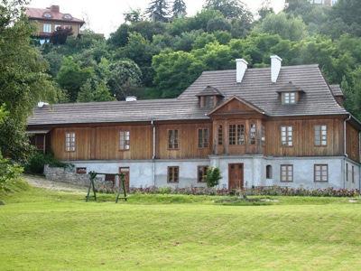 Dworek Karpinskich - dream vacation